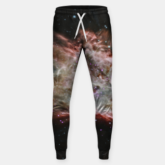 Thumbnail image of Space and Galaxy Sweatpants, Live Heroes