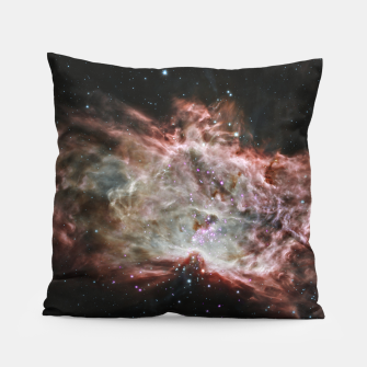 Thumbnail image of Space and Galaxy Pillow, Live Heroes