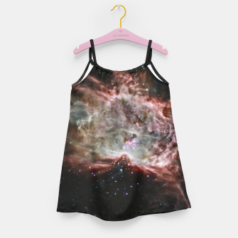 Thumbnail image of Space and Galaxy Girl's dress, Live Heroes