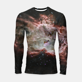 Miniaturka Space and Galaxy Longsleeve rashguard , Live Heroes