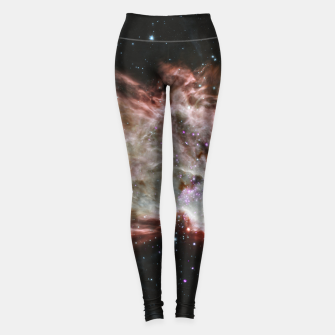 Miniaturka Space and Galaxy Leggings, Live Heroes