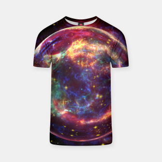 Miniaturka Bubble Galaxy T-shirt, Live Heroes