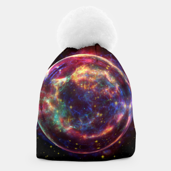 Thumbnail image of Bubble Galaxy Beanie, Live Heroes
