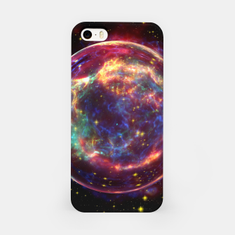 Miniaturka Bubble Galaxy iPhone Case, Live Heroes