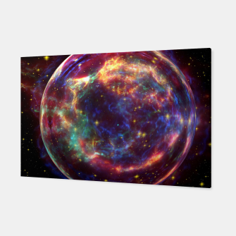 Miniaturka Bubble Galaxy Canvas, Live Heroes