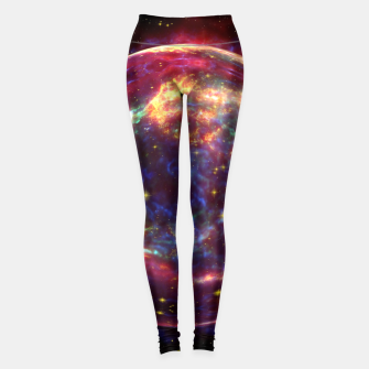 Miniaturka Bubble Galaxy Leggings, Live Heroes