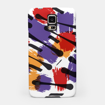 Thumbnail image of Sahara Street-38 Samsung Case, Live Heroes