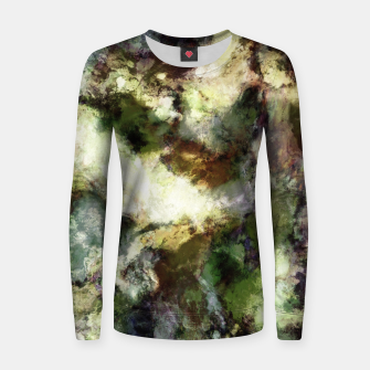 Thumbnail image of Silent erosion Women sweater, Live Heroes