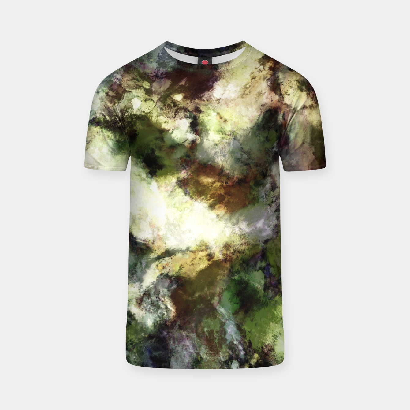 Image of Silent erosion T-shirt - Live Heroes
