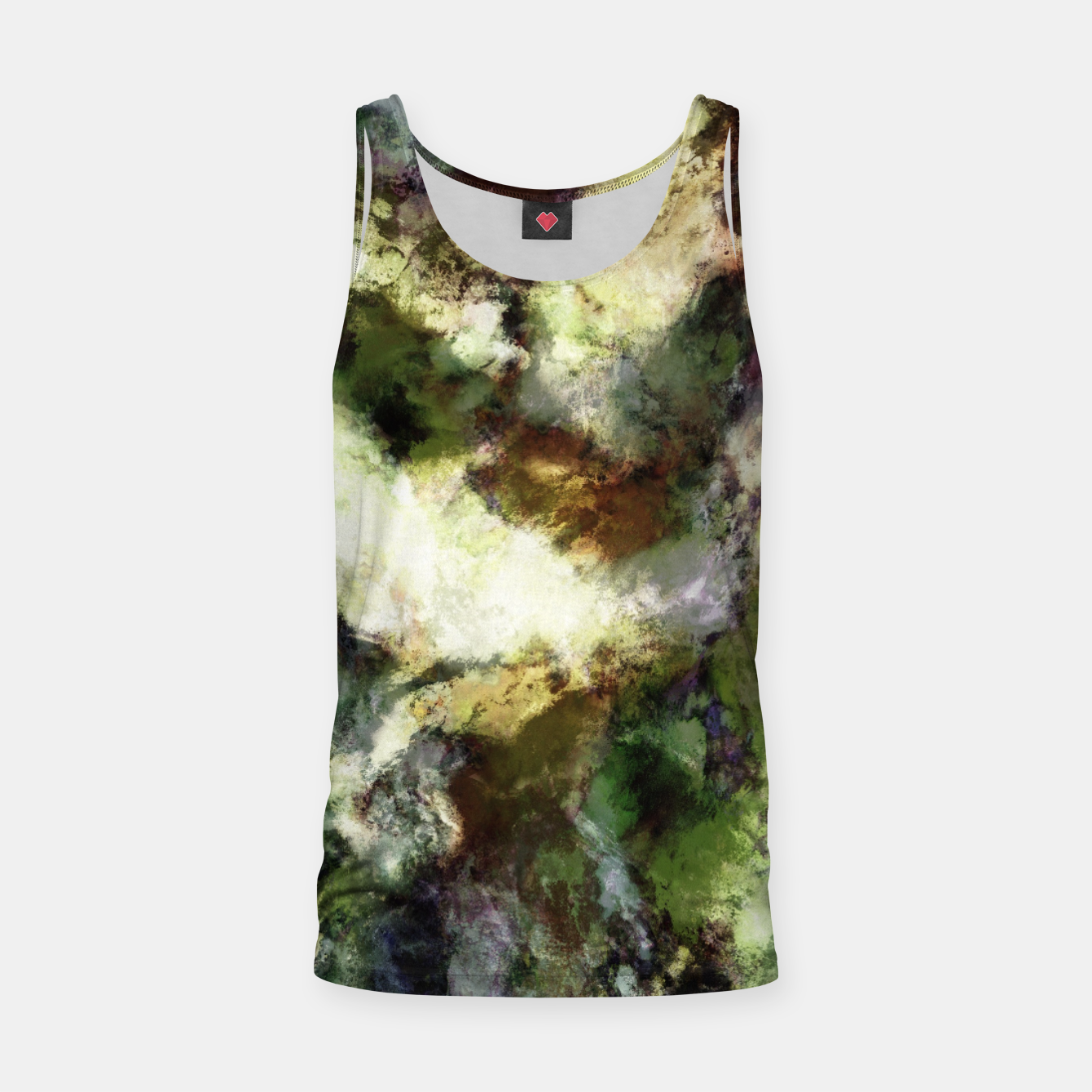 Image of Silent erosion Tank Top - Live Heroes