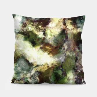 Thumbnail image of Silent erosion Pillow, Live Heroes