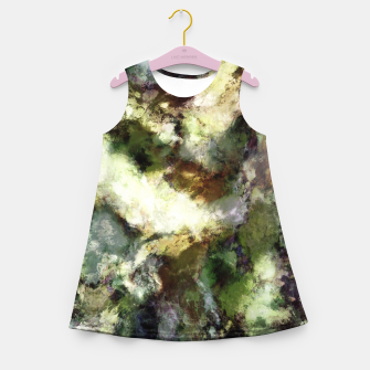 Silent erosion Girl's summer dress thumbnail image