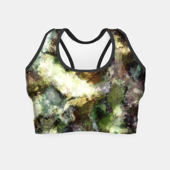 Thumbnail image of Silent erosion Crop Top, Live Heroes