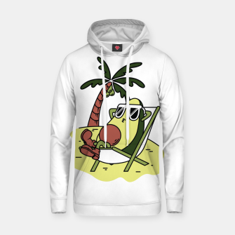 Thumbnail image of Avocado Relax Hoodie, Live Heroes