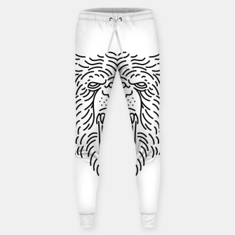 Thumbnail image of Bear Roar Line Sweatpants, Live Heroes