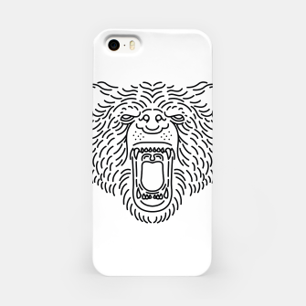 Thumbnail image of Bear Roar Line iPhone Case, Live Heroes
