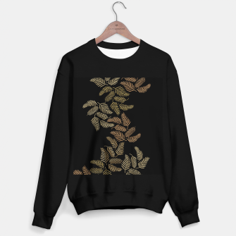 Golden fern Sweater regular thumbnail image
