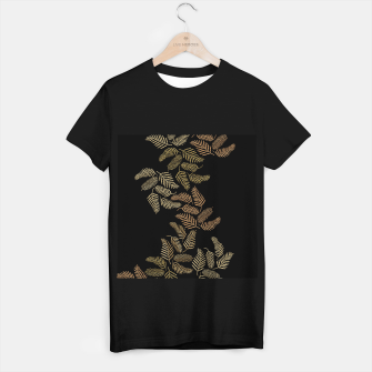 Golden fern T-shirt regular thumbnail image