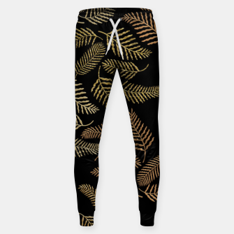 Thumbnail image of Golden fern Sweatpants, Live Heroes