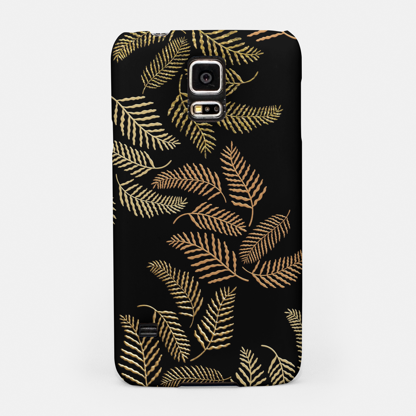 Image of Golden fern Samsung Case - Live Heroes