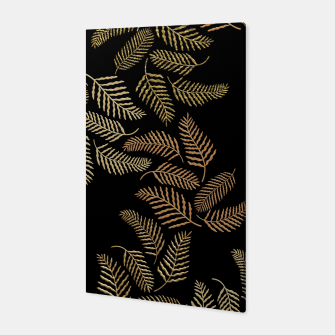 Golden fern Canvas thumbnail image