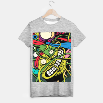 Thumbnail image of Mestizo [01] T-shirt regular, Live Heroes
