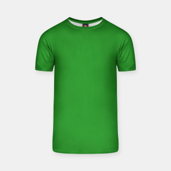 Miniatur color forest green T-shirt, Live Heroes