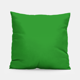 Thumbnail image of color forest green Pillow, Live Heroes
