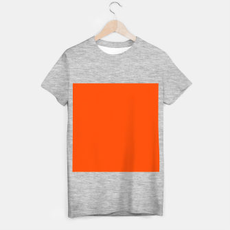 Thumbnail image of color orange red T-shirt regular, Live Heroes