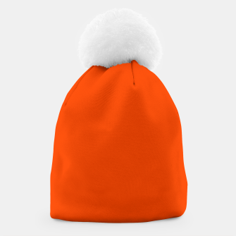 Miniature de image de color orange red Beanie, Live Heroes