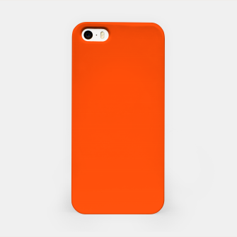 Imagen en miniatura de color orange red iPhone Case, Live Heroes