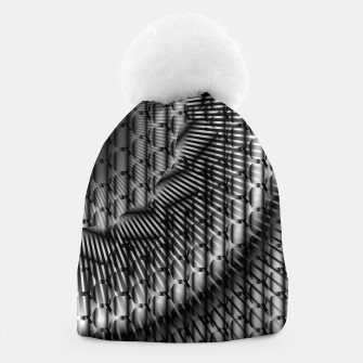 Miniature de image de black and white illusion 1 Beanie, Live Heroes