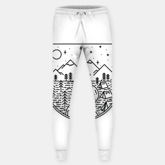 Thumbnail image of Camping Sweatpants, Live Heroes