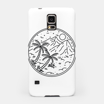 Thumbnail image of Coconut Tree Samsung Case, Live Heroes