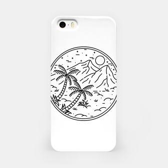 Imagen en miniatura de Coconut Tree iPhone Case, Live Heroes