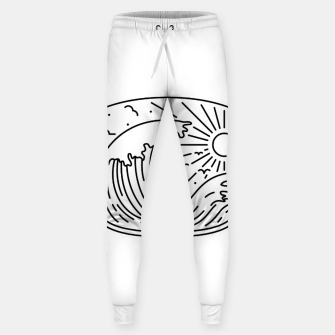 Thumbnail image of Good Wave Sweatpants, Live Heroes