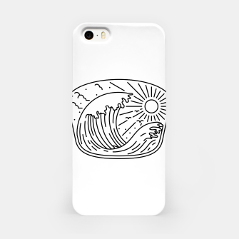 Imagen en miniatura de Good Wave iPhone Case, Live Heroes