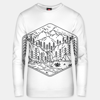 Thumbnail image of Great Camping Unisex sweater, Live Heroes