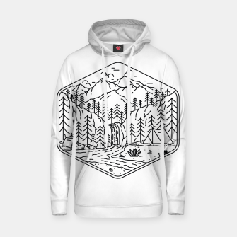 Thumbnail image of Great Camping Hoodie, Live Heroes