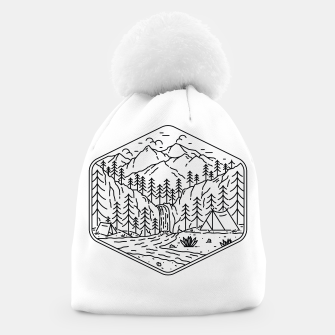 Thumbnail image of Great Camping Beanie, Live Heroes