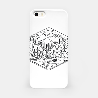 Miniatur Great Camping iPhone Case, Live Heroes