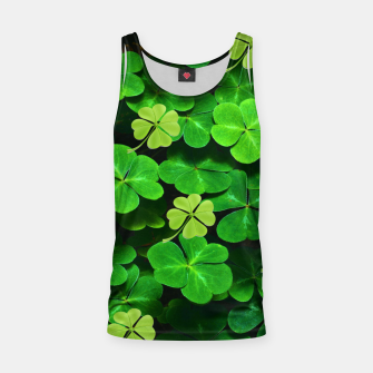 Thumbnail image of St. Patrick's Day  Tank Top, Live Heroes