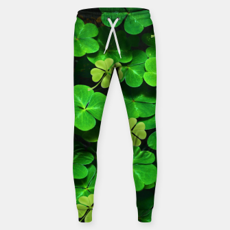 Thumbnail image of St. Patrick's Day  Sweatpants, Live Heroes