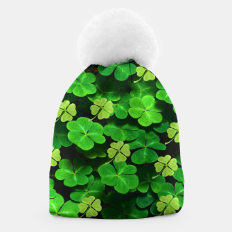 Miniatur St. Patrick's Day  Beanie, Live Heroes