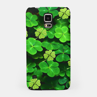 Thumbnail image of St. Patrick's Day  Samsung Case, Live Heroes