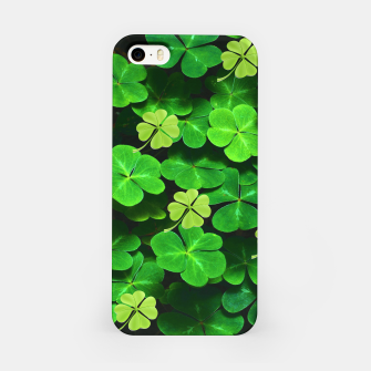 Thumbnail image of St. Patrick's Day  iPhone Case, Live Heroes