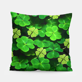 Thumbnail image of St. Patrick's Day  Pillow, Live Heroes