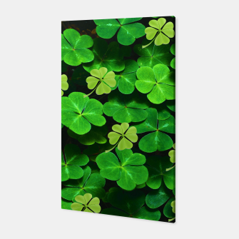 Thumbnail image of St. Patrick's Day  Canvas, Live Heroes