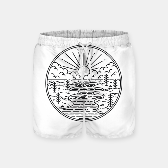 Thumbnail image of Great Nature Swim Shorts, Live Heroes
