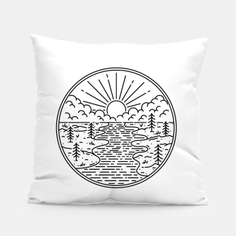 Miniatur Great Nature Pillow, Live Heroes
